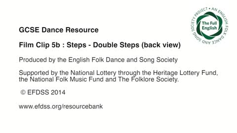 Film Clip 5b: Valentine - Steps - Double Bank