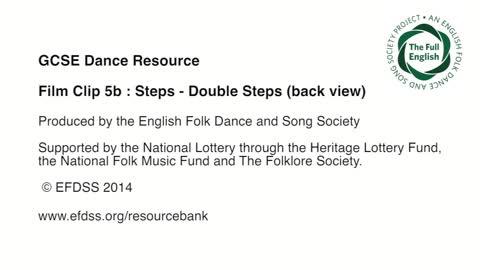 Film Clip 5b: Valentine - Steps - Double Bank
