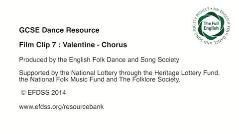 Film Clip 7: Valentine - Chorus