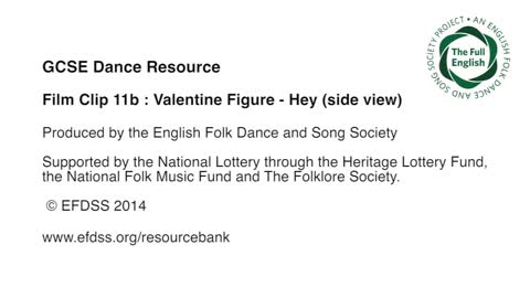 Film Clip 11b: Valentine - Hey Side