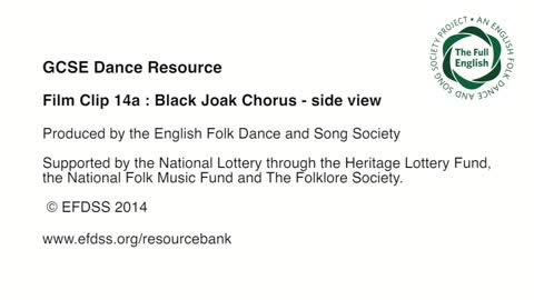 Film Clip 14a: Black Joak - Chorus - side