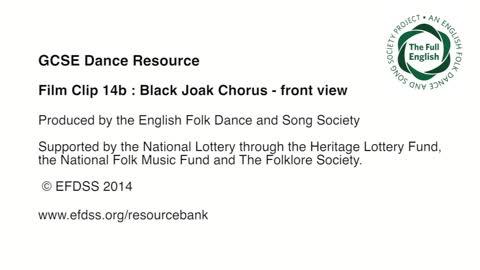 Film Clip 14b: Black Joak - Chorus - front