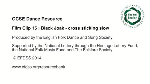 Film Clip 15: Black Joak - Cross Stick Slow