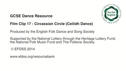 Warm Up 6: Circassian Circle (Ceilidh Dance)