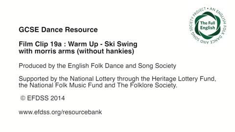 Warm Up 8: Ski Swing Morris Arms (no hankies)