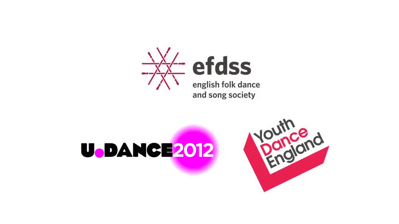 I Love English Folk Dance! U. Dance 2012 Appetizer, EFDSS in partnership with Youth Dance England