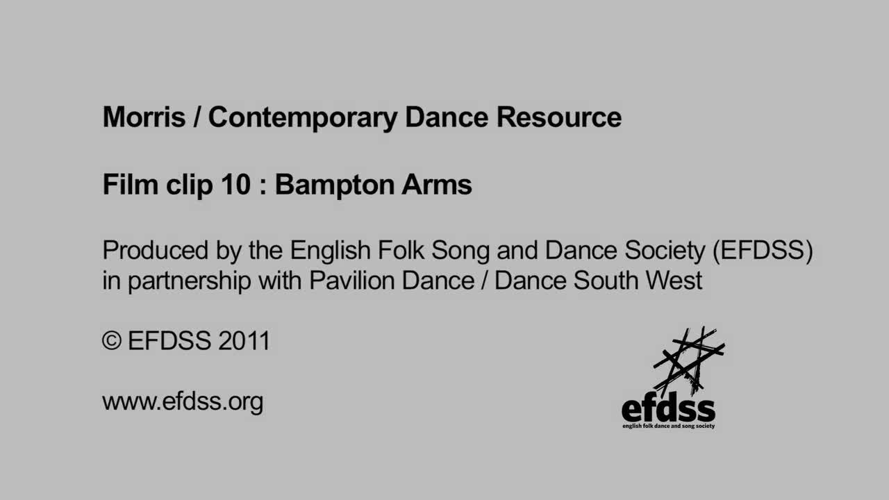 Film 10: Morris Steps - Bampton Arms
