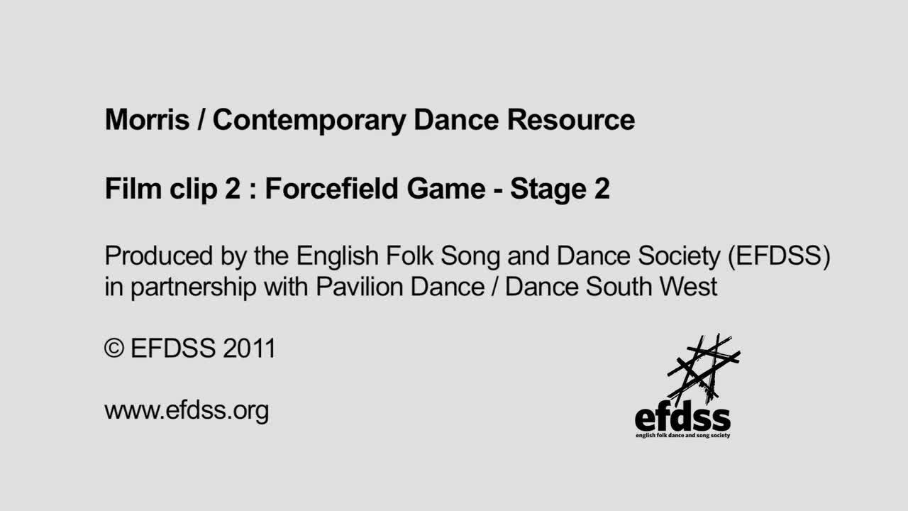 Film 2: Warm Up - Forcefield Games Stage 2